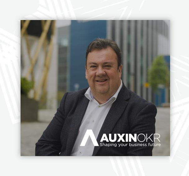 Peter Kerr AuxinOKR