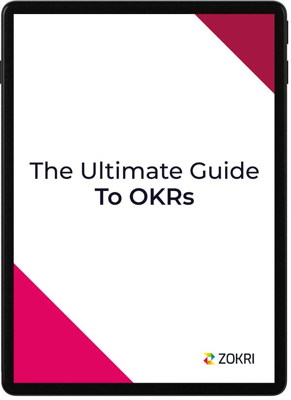 ZOKRI - Ultimate Guide To OKRs